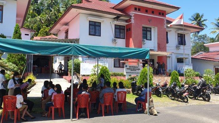 Per 20 Juli 2021, Pelamar CPNS dan PPPK di Kabupaten Sitaro Capai 867 Orang