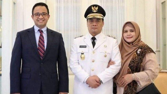 Anies Baswedan Lawan Ahmad Riza Patria, Pengamat Politik Sebut Persaingan di 2022