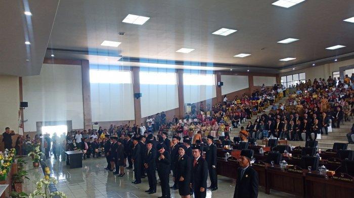 Golkar-Nasdem Akhirnya 'Gigit Jari', Koalisi PDIP, Demokrat, Fraksi Primanas Kuasai AKD DPRD Minsel