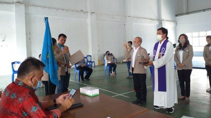 DPC Gerkatin Manado Resmi Dilantik, Kepala Dinsos Kota Manado Berharap Bangun Koordinasi yang Baik
