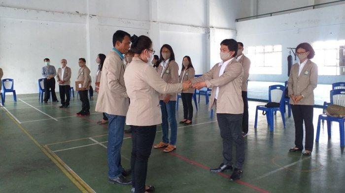 Pelantikan Dewan Pengurus Cabang (DPC) Gerkatin Manado masa bakti 2020-2025