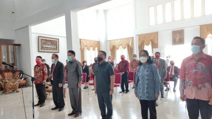 Tiga Anggota DPRD Tomohon Terima Gaji Double, Kaban Kesbangpol: Tak Akan Jadi Temuan