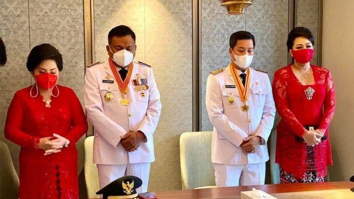 Pelantikan Gubernur dan Wakil Gubernur Terpilih Sulawesi Utara