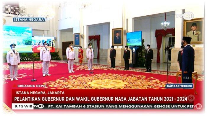 Sosok Zainal Arifin Paliwang Gubernur Kalimantan Utara, Baru Dilantik, Ternyata Seorang Jendral