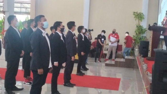 Eldo Wongkar Dilantik Ketua E-Sport Kabupaten Minahasa Selatan