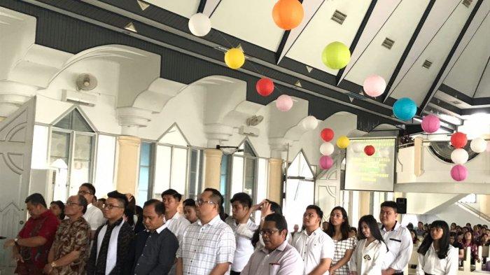 Pnt Richard Sualang Pimpin Panitia POR Dan PSKR Manado Malalayang Terbuka 2018