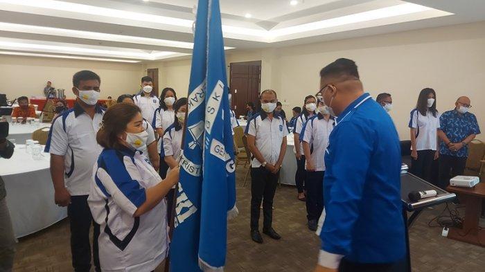 Dilantik, Ketua GSKI Bitung Meriyati Taengetan Bakal Buat Ini untuk Pemerintah Kota