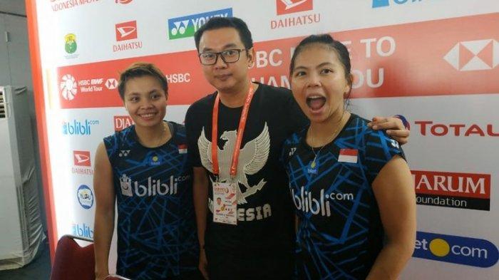 Sosok Pelatih Greysia Polii dan Apriyani Rahayu, Keturunan Tionghoa yang Bela Indonesia Sejak 2003