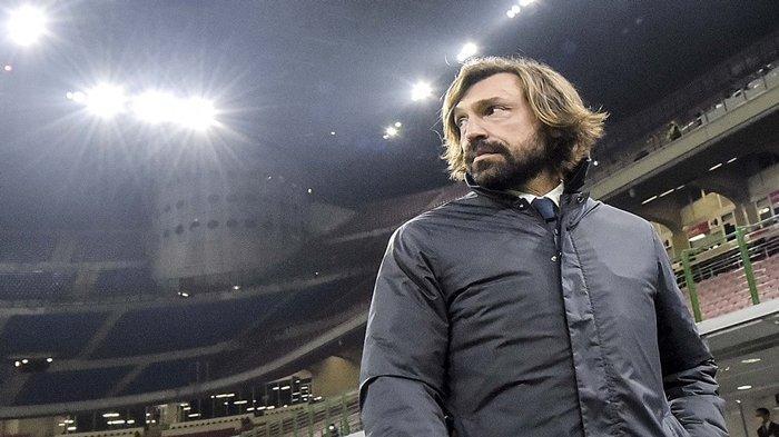 LINK LIVE STREAMING Hellas Verona vs Juventus, Andrea Pirlo Panggil 8 Pemain Muda