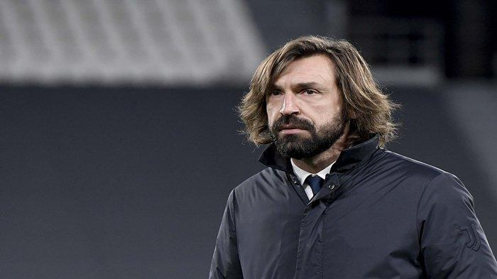Soroti Laga AC Milan vs Inter Milan, Begini Komentar Pelatih Juventus Andrea Pirlo
