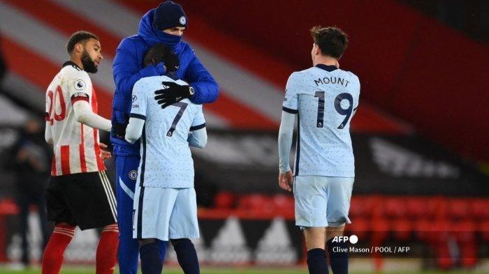 Chelsea VS Newcastle, Thomas Tuchel Punya 3 Opsi Striker Tammy Abraham, Timo Werner & Olivier Giroud