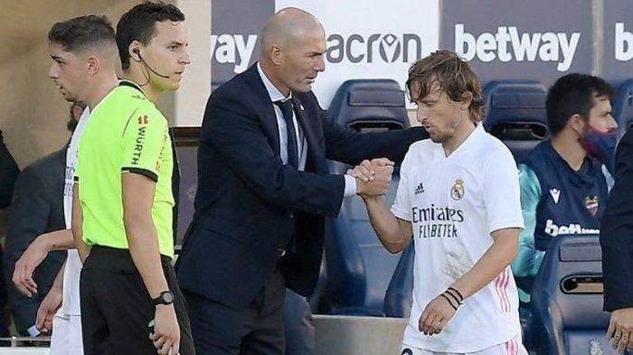 Link Live Streaming Villarreal vs Real Madrid di Liga Spanyol, Kick-off Mulai Pukul 22.15 WIB