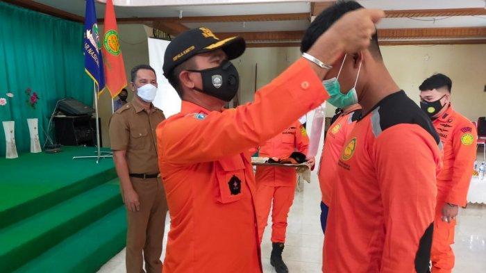 Basarnas Manado Juga Latih Water Rescue untuk Masyarakat Tahuna