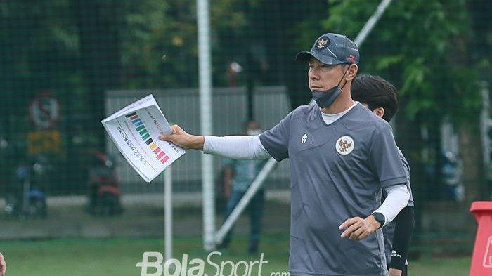 Jadwal Timnas Indonesia vs Oman, Laga Penting Perbaiki Rangking FIFA, Shin Tae-yong: Kami Siap