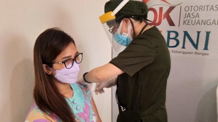 91,68 Persen Capaian Vaksinasi di Manado, Royke Anter: Harusnya Sudah Herd Immunity