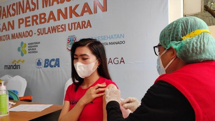 Laju Vaksinasi Covid-19 di Sulut Melambat, Pasokan Vaksin dari Pusat Menipis