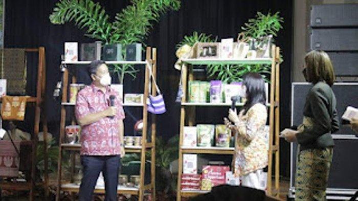 Peluncuran Gerakan Nasional (GerNas) Bangga Buatan Indonesia (BBI) dan Bangga Wisata Indonesia (BWI)