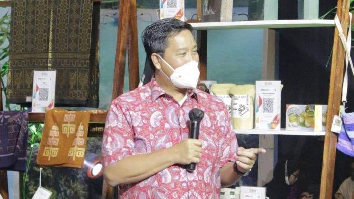 Peluncuran Gerakan Nasional (GerNas) Bangga Buatan Indonesia (BBI) dan Bangga Wisata Indonesia (BWI) (Pemprov Sulut)