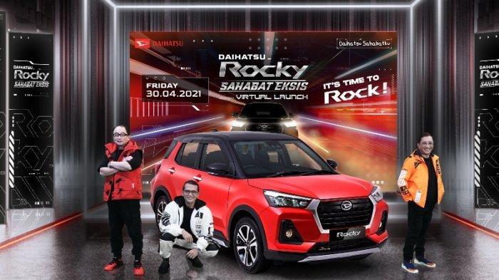 Ini Harga OTR Daihatsu Rocky untuk Sulut, Konsumen Bisa Indent, Tanda Jadi Rp 2 Juta