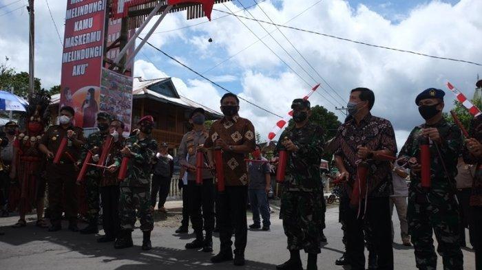 Pemerintah Desa Kanonang Salurkan BLT Dalam Bentuk Pengembangan Usaha