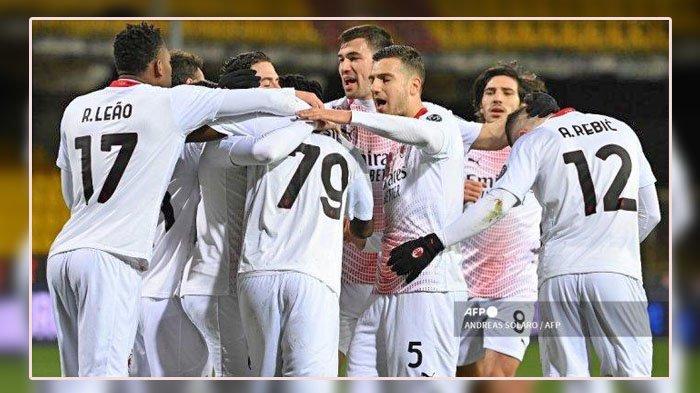 AC Milan VS Sampdoria, Liga Italia Hari Ini, Prediksi Susunan Pemain, Ismael Starter Rossoneri