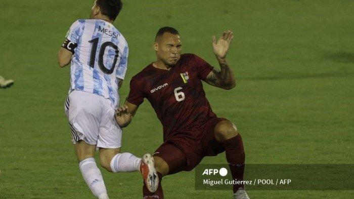 Jelang Brasil VS Argentina, Begini Kondisi Lionel Messi Usai Mendapat Tekel Horor