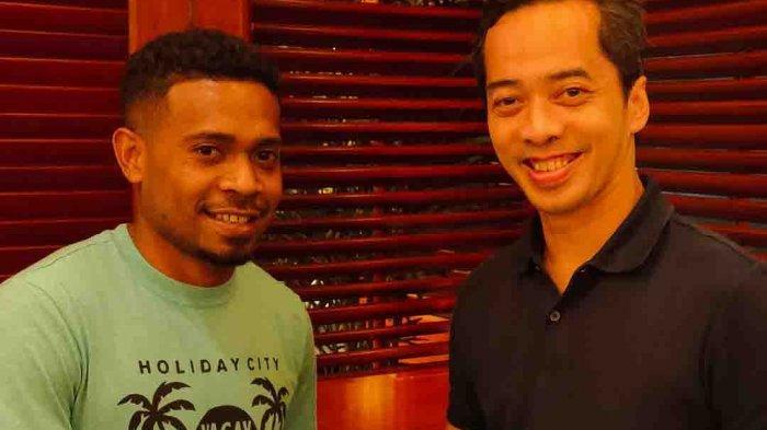 Pemain Asal Papua Elthon Maram Resmi Bergabung Bersama Sulut United Awal 2020