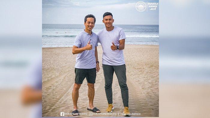 Tak Dikontrak Bali United Adi Parwa Akan Dipermanenkan Sulut United, Penampilannya Cukup Menjanjikan