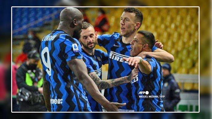 Inter Milan Semakin Dekat Dengan Scudetto, Siap Akhiri Dominasi Juventus, Berikut Ini Skenarionya