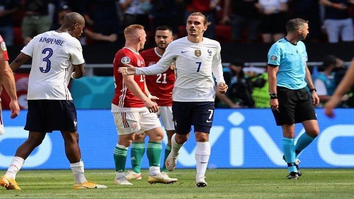 Hasil Euro 2020, Nyaris Permalukan Prancis, Hungaria Berpeluang Lolos Grup Neraka