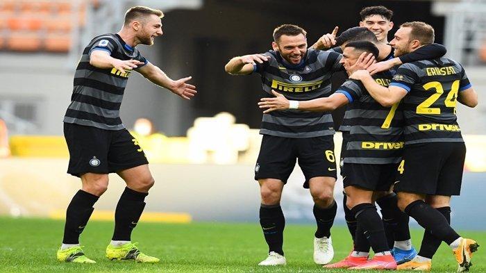 Tiga Mantan Pemain Manchester United Cetak Gol untuk Inter Milan, Nerazzurri Melesat di Liga Italia