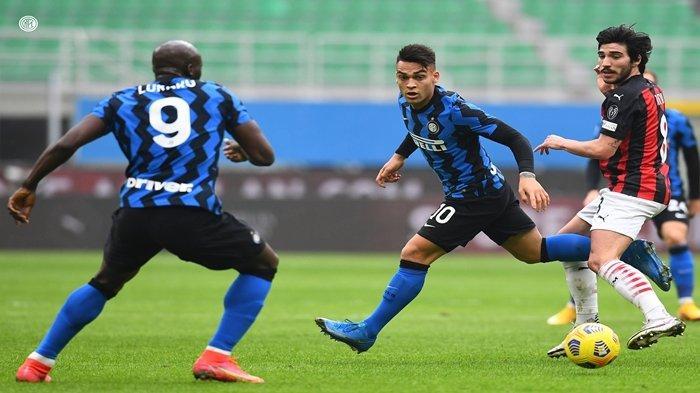 Live Streaming Liga Italia Parma vs Inter Milan, Kedigdayaan Nerazzurri Tak Lepas dari Dou Penyerang