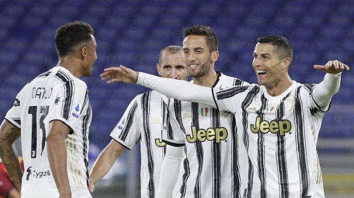 Hasil dan Klasemen Liga Italia Pekan ke-15: Cristiano Ronaldo Bawa Juventus Pecundangi Udinese
