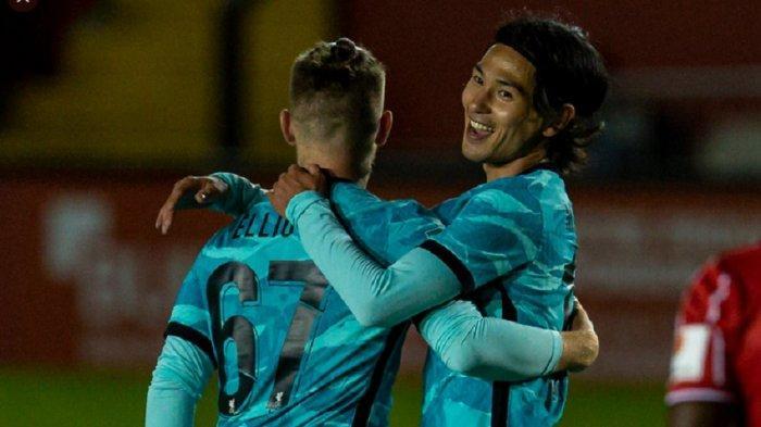 Liverpool dan Manchester City Lengkapi Tim yang Lolos ke Putaran Ke-4 Piala Liga Inggris