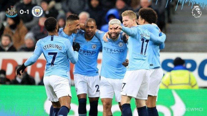 Link Live Streaming Burnley vs Manchester City di Liga Inggris, Kick Off Mulai Pukul 01.00 WIB