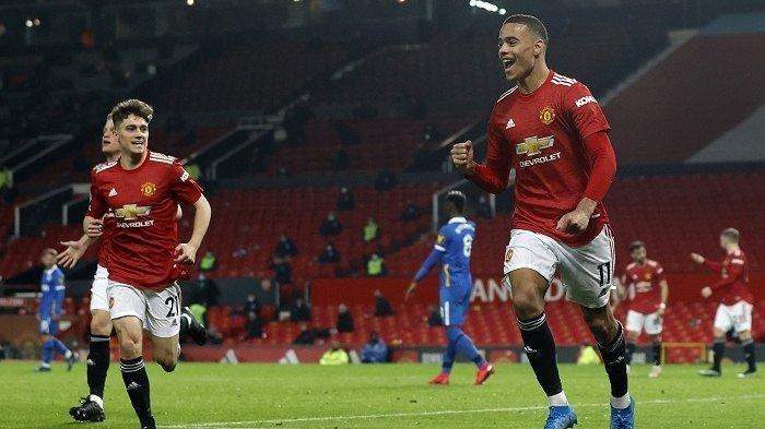 Hasil Manchester United vs Brighton: Setan Merah Tuntaskan Kemenangan, Amankan Posisi di Klasemen