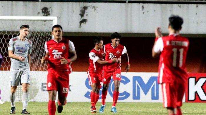 Persija Jakarta Juara Piala Menpora 2021, Macan Kemayoran Tundukkan Persib Bandung, Agregat 4-1