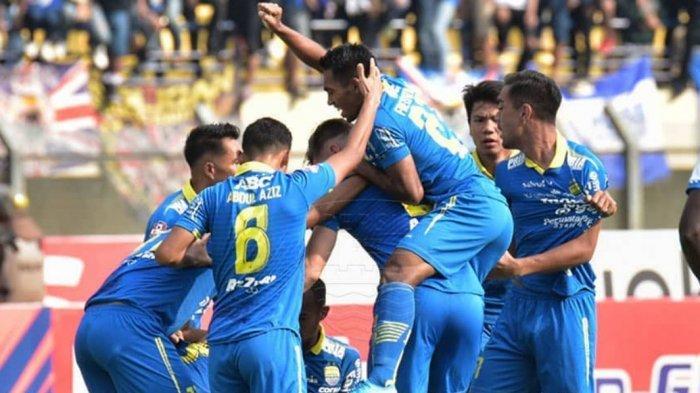 Klasemen Shopee Liga 1 2020, Untuk Sementara Persib Bandung Kokoh di Puncak