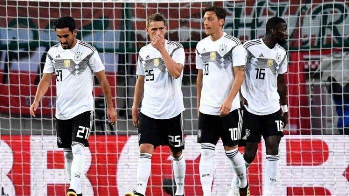 Jadwal Kualifikasi Piala Dunia (26/3/2021), Spanyol vs Yunani, Jerman vs Islandia Pukul 02.45 WIB