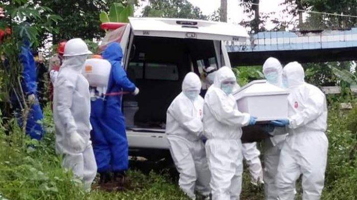 Angka Positif dan Kematian Virus Corona di Indonesia Lampaui China, Desakan Pemerintah Evaluasi
