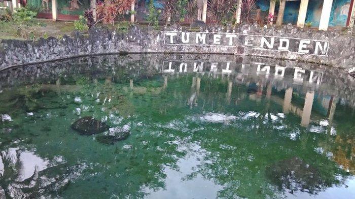 Objek Wisata Pemandian Tumetenden Minut: Air Penyembuh Penyakit & Luka Batin Karena Cinta