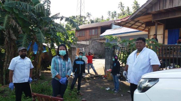Tim Covid-19 Pantau Orang yang Kontak dengan Pasien yang Pernah Diisolasi di RSUP Kandou