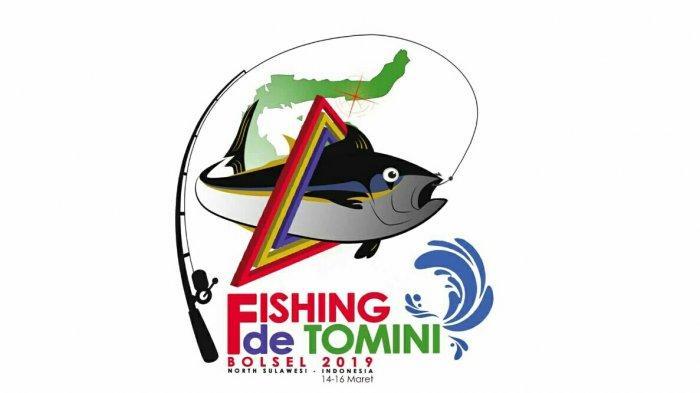 Ikan Tuna dan Joran Jadi Logo Resmi Festival Mancing