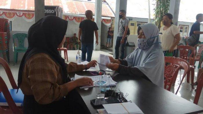 Astaga, Kepala Desa Ambang Dua di Bolmong, Masuk Daftar Penerima Bantuan Sosial Tunai