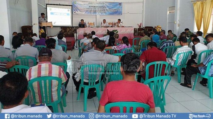Dishub Bolmong Gelar Laporan Antara Jasa Konsultasi Andalalin Bandara Lolak