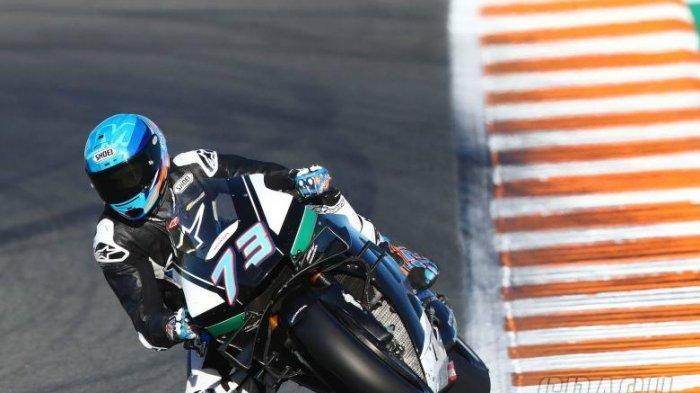 Terjatuh Saat Tes Pramusim MotoGP 2020, Alex Marquez: Ini Bukan Cara Terbaik Memulai Debut