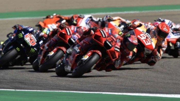 LIVE Streaming MotoGP San Marino 2021, Francesco Bagnaia Terdepan, Link Akses di Sini