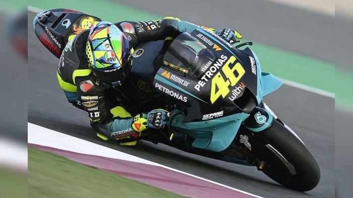 MotoGP Qatar 2021, Live TRANS7 Malam Ini, Siapa Dua Pembalap Yang Akan Diwaspadai Valentino Rossi