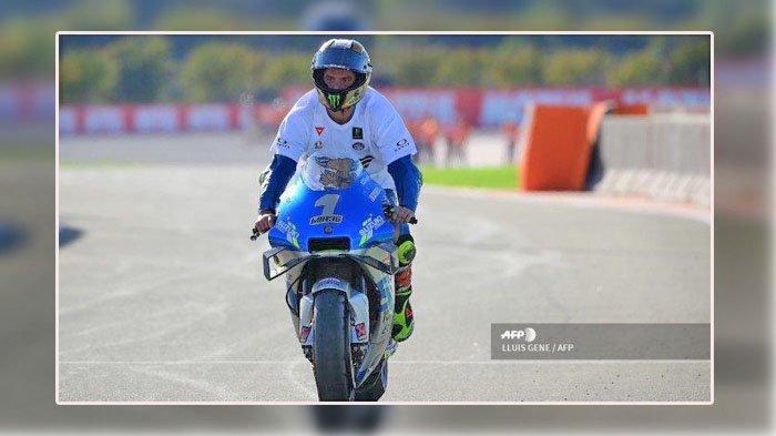 Yang Dirasakan Joan Mir Pada 5 Lap Terakhir Balapan di Valencia Sebelum Dia Juara Dunia MotoGP 2020