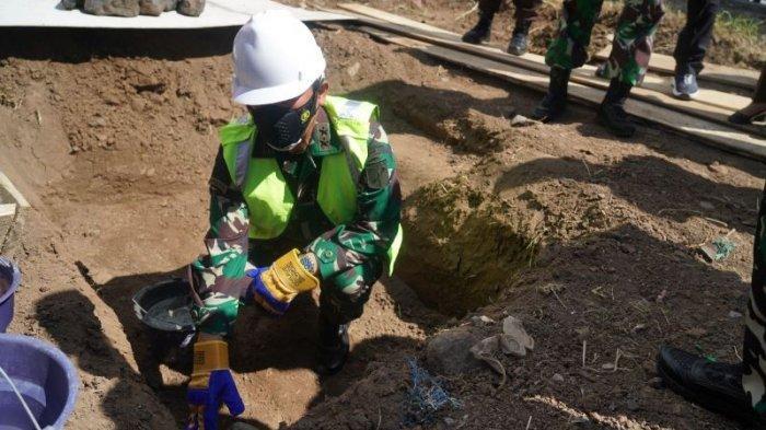 Pembangunan Rumah Susun TNI